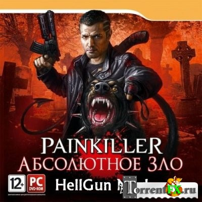 Painkiller: Адская Пушка / Painkiller: HellGun [A7] (2012) PC | Repack от UnSlayeR