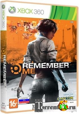 Remember Me (2013) XBOX360 Freeboot