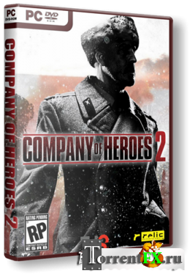 Company of Heroes 2 (2013) PC | Beta-Открытый тест | Steam-Rip