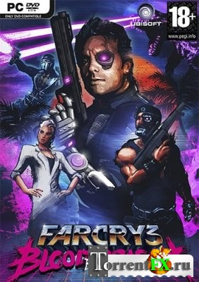 Far Cry 3 - Blood Dragon (2013) PC, Repack от R.G. Catalyst