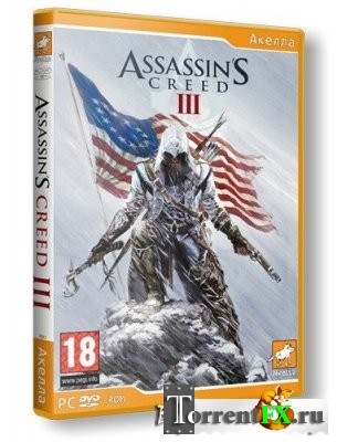 Assassin's Creed 3 [v 1.06] (2012) PC, RiP от R.G. Games