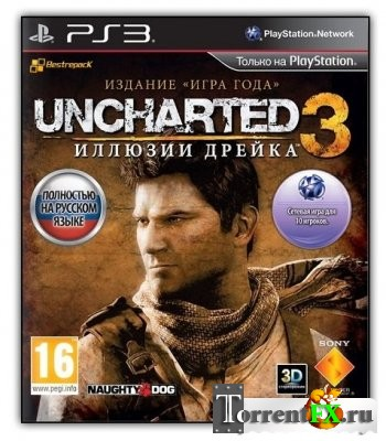 Uncharted 3: Drake's Deception (2011) PS3 | Repack