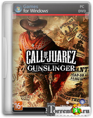 Call of Juarez: Gunslinger [Update 2 +DLC] (2013) РС, RePack от Audioslave