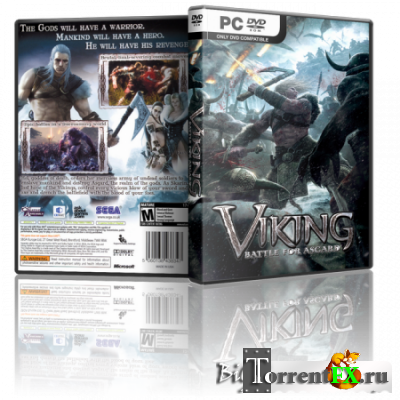 Viking - Battle of Asgard (2012) PC | Repack от Crazyyy