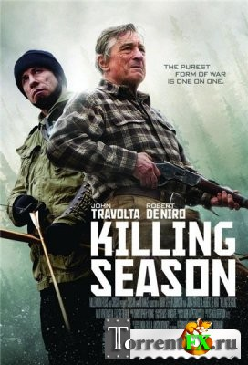 Сезон убийц / Killing Season (2013) HDRip | L1