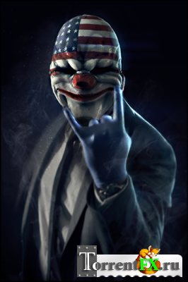Payday 2 - Career Criminal Edition (2013) PC | RePack от SEYTER