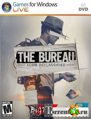 The Bureau: XCOM Declassified (2013) РС | Repack