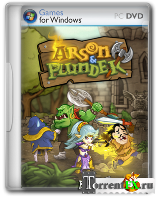 Arson and Plunder (2013) PC