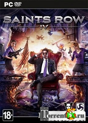Saints Row IV (2013) PC | Repack от R.G. Origami