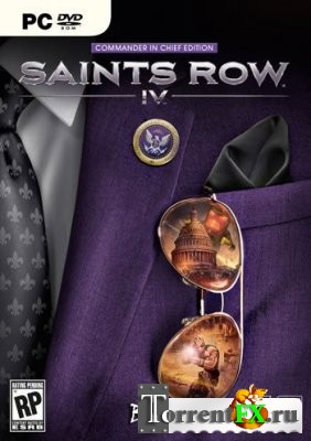 Saints Row IV (2013) PC | Repack от R.G. Catalyst