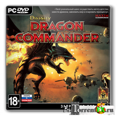 Divinity: Dragon Commander - Imperial Edition (2013) РС | RePack от Black Beard