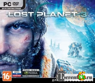 Lost Planet 3 + 3 DLC (2013) PC | Repack от =Чувак=