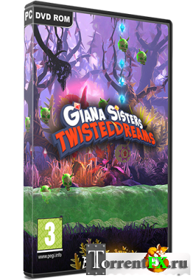 Giana Sisters: Twisted Dreams - Rise of the Owlverlord (2013) PC | Лицензия