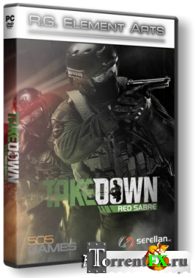 Takedown: Red Sabre (2013) РС | RePack от R.G. Element Arts