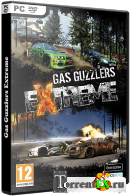 Gas Guzzlers Extreme (2013) PC | RePack от z10yded