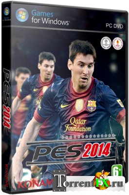 Pro Evolution Soccer 2014 (2013) PC | RePack