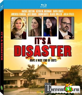 Это катастрофа / It's a Disaster (2012) HDRip