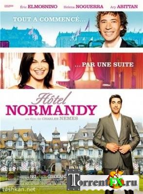 ����� ������������� �������� / H�tel Normandy (2013) HDRip