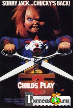������� ���� 2 / Child's Play 2 (1990) BDRip 1080p | P1, A