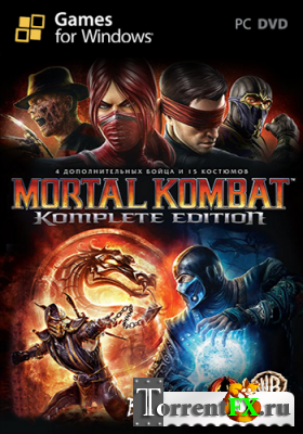 Mortal Kombat: Komplete Edition (2013) PC | RePack от Tolyak26