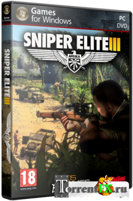 Sniper Elite III [v 1.05 + 6 DLC] (2014) PC | Rip от xatab