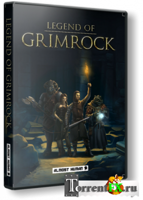 Legend Of Grimrock (2012) PC | Steam-Rip от R.G. Игроманы