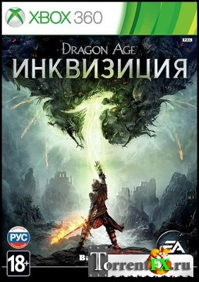 Dragon Age: Inquisition | Инквизиция [Region Free] [RUS] [LT+ 2.0] (2014) XBOX360