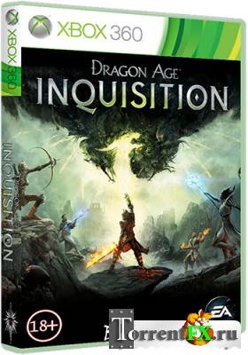 Dragon Age: Inquisition [Region Free/RUS] LT+3.0 (XGD3 / 16537) (2014) XBOX360