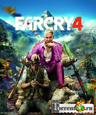 Far Cry 4 [EUR/RUS] (2014) PS3