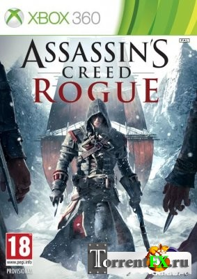 Assassin's Creed: Rogue (2014/JTAG/FULL) XBOX360