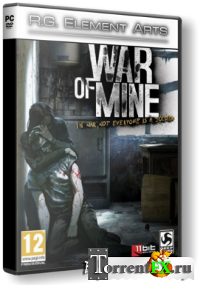 This War of Mine (2014) PC | RePack от R.G. Element Arts