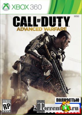 Call of Duty: Advanced Warfare (2014/LT+3.0) XBOX360