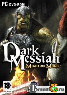 Dark Messiah of Might and Magic (2006) PC | RePack от R.G. ILITA
