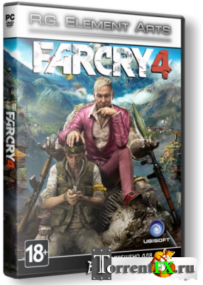 Far Cry 4 (2014) PC | RePack от R.G. Element Arts