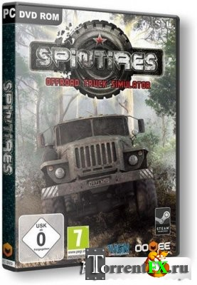 Spintires (2014) PC | SteamRip от Let'sРlay