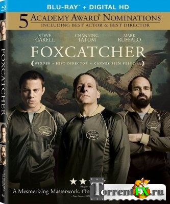 Охотник на лис / Foxcatcher (2014) BDRip 720p | iTunes Russia | 7.61 GB