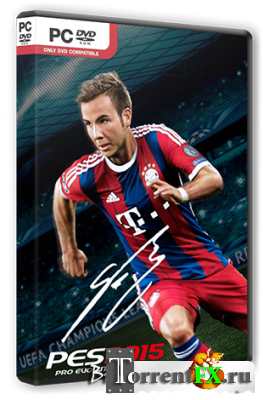 PES 2015 / Pro Evolution Soccer 2015 [Update 3] (2014) PC | RePack от R.G. Steamgames