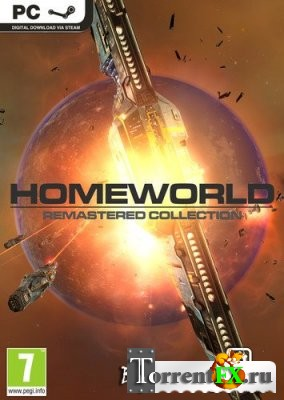 Homeworld Remastered Collection (2015) Repack от FitGirl
