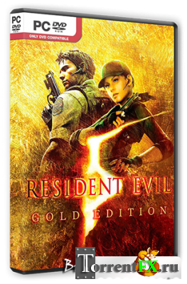 Resident Evil 5 Gold Edition [Update 1] (2015) RePack от R.G. Steamgames