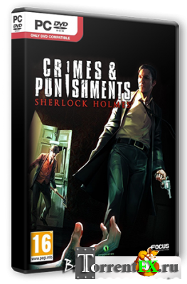 Sherlock Holmes: Crimes and Punishments [Update 1] (2014) RePack �� R.G. Steamgames