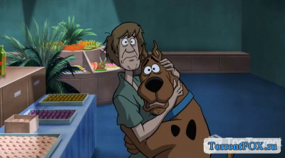 Скуби-Ду и KISS: Тайна рок-н-ролла / Scooby-Doo! And Kiss: Rock and Roll Mystery (2015)