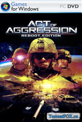 Act of Aggression — Reboot Edition