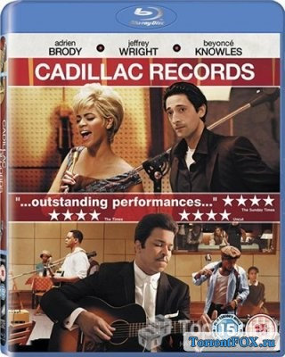 Кадиллак Рекордс / Cadillac Records (2008)