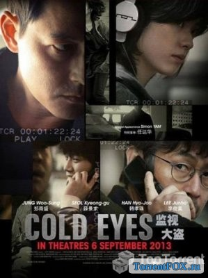 �������� ����� / ������ / Cold Eyes (2013)