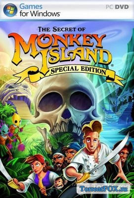Monkey Island: Special Edition. Dilogy