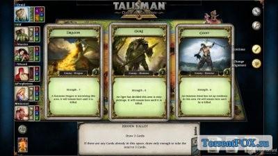Скачать игру talisman digital edition на русском