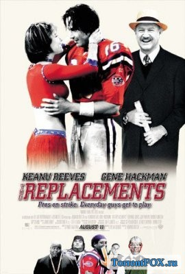 Дублеры / The Replacements (2008)