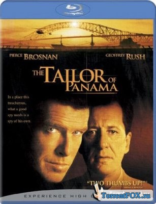 Портной из Панамы / The Tailor of Panama (2001)