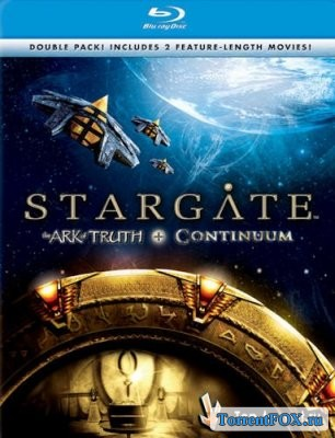 Звездные врата: Ковчег истины / Stargate: The Ark of Truth (2008)