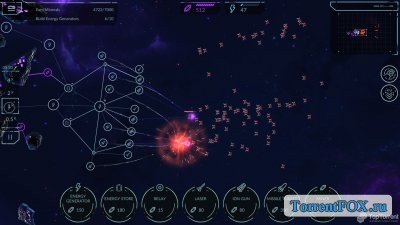 Phantom Signal — Sci-Fi Strategy Game
